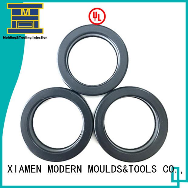 Custom silicone injection molding machine parts electronics