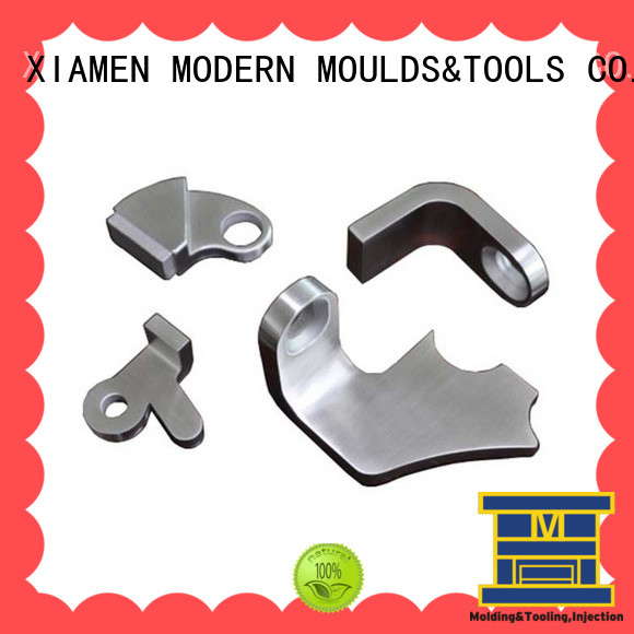 Modern model die and mold parts automobiles