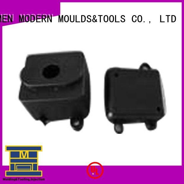 Modern micro flash injection molding tool aerospace