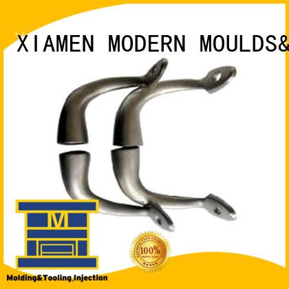 Modern creative die cut mold molding automobiles