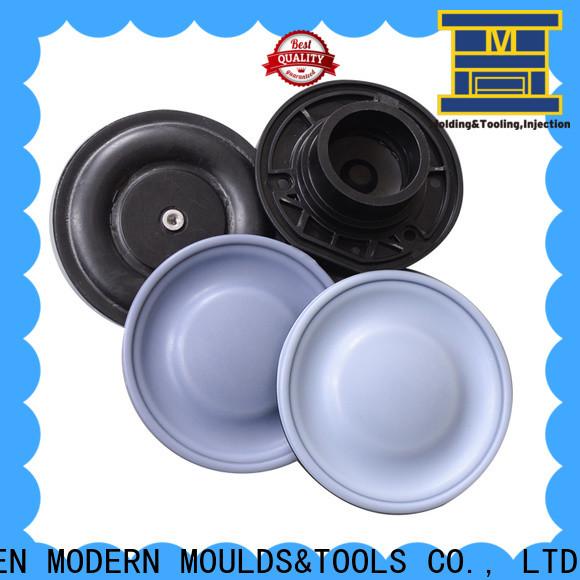 Modern two shot molding automobiles